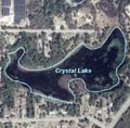 Crystal Lake (in Pine Lakes)