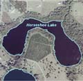 Horseshoe Lake (near Lake Jem)