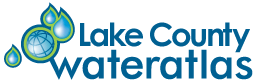 Lake County Water Atlas Logo